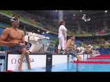 Swimming | Men's 150m IM SM4 final | Rio 2016 Paralympic Games