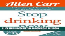 [EBOOK] DOWNLOAD Stop Drinking Now READ NOW