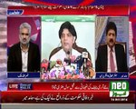 Hamid Mir's comments on CJP's comments