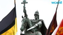 Russian City Unveils Moment to Ivan First Tsar of All Russians