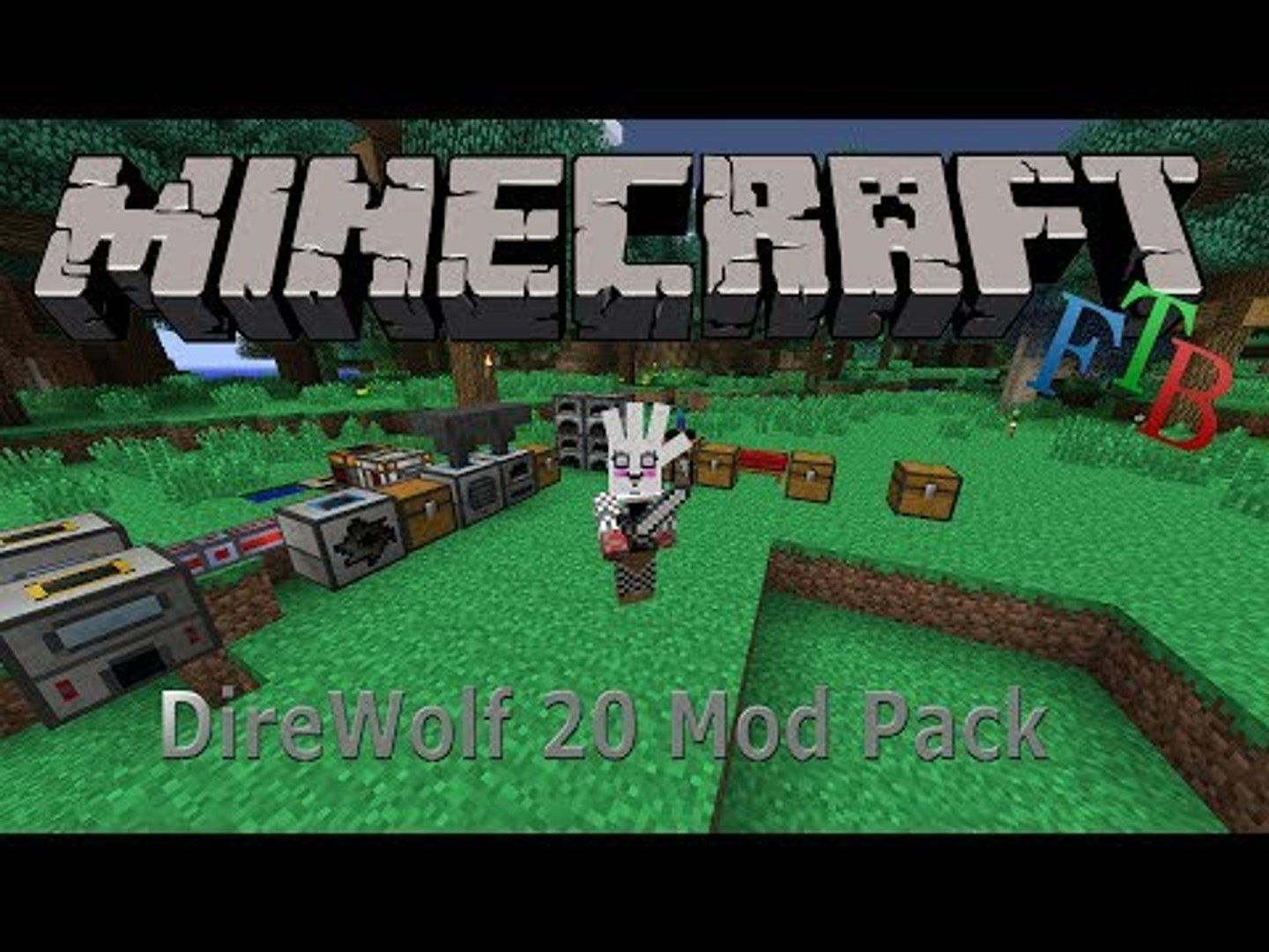 Minecraft (FTB - DW20 Mod Pack) Ep 13 - Moving Time!!!