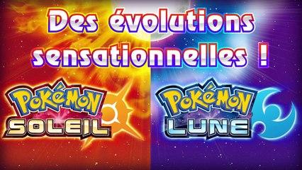 Pokémon Soleil et Lune : Trailer avec Tadmorv en forme d'Alola