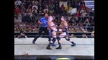 The Rock vs. Brock Lesnar: SummerSlam 2002