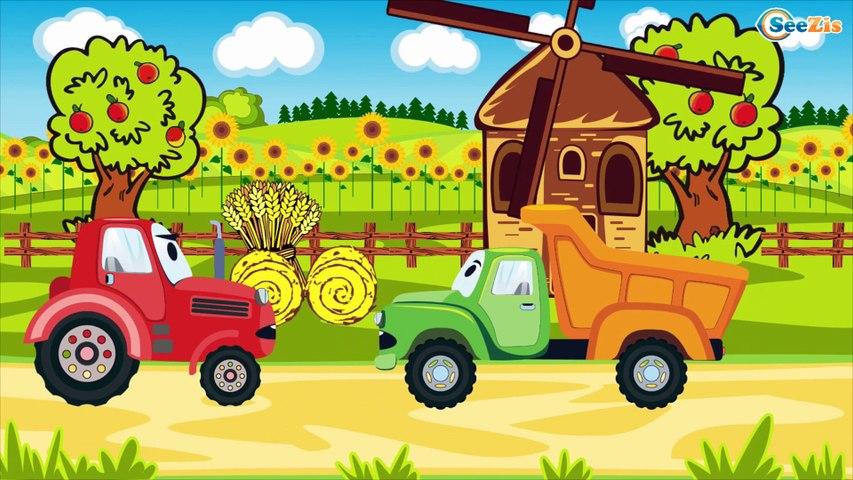 Мультики про машинки. Гоночные машины в городе. Видео для детей. Мультфильмы для детей