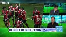 After Foot : Ali Benarbia pointe du doigt la nervosité de l'OL contre Nice