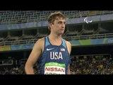 Athletics | Women's javelin F34 & Men's high jump T42 | Day 2 | Rio 2016 Paralympics