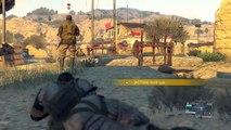 Metal Gear Solid 5 The Phantom Pain Walkthrough - Honey Bee (MGS5 Let's Play Gameplay)