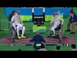 Wheelchair Fencing | Men's Individual Sabre Cat A | LEMOINE v PYLARINOS | Rio 2016 Paralympic Games