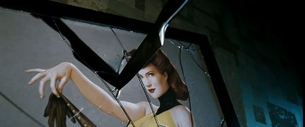 Watchmen Ultimate Cut 2009 Scene