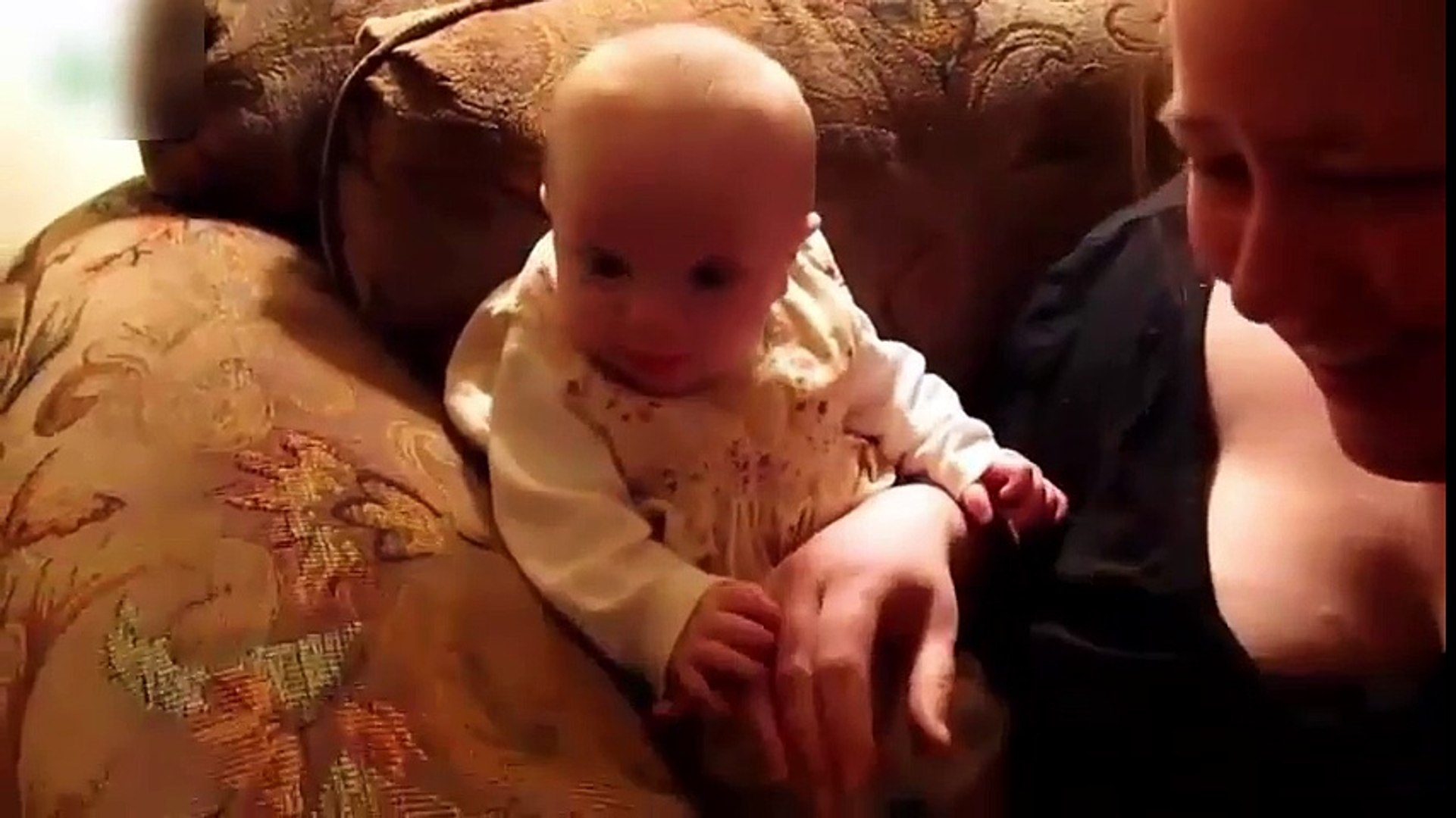 Funny Cute Babies Laughing Compilation   Funny Cute Baby Laughing Videos