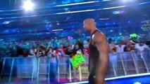 Wwe WrestleMania 2016 HD The Rock and John Cena vs The wyatt Family Bryan Strowman Bray Wyatt