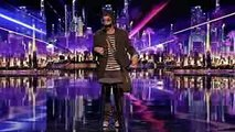 Tape Face  Strange Mime Uses Howie Mandel in Musical Act - America's Got Talent 2016