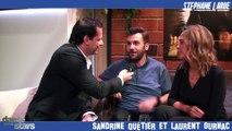 Danse avec les stars 7 - Interview VIDÉO de Sandrine Quétier et Laurent Ournac avec Stéphane Larue