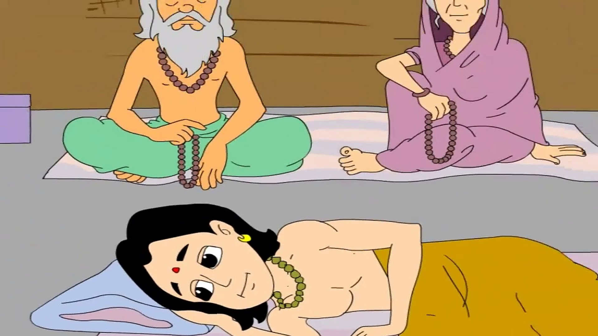 Story of Shravana ## Mythological Story - Animated Videos For Kids Education