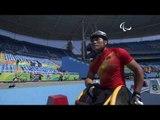 Athletics   Men's 400m - T54 Final   Rio 2016 Paralympic Games