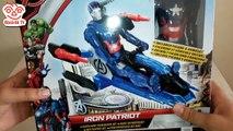 Yepyeni IRONMAN Demir Adam Oyuncağı Kutu Açılımı İzle # Iron Patriot Titan Hero