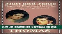 [PDF] Lord Windmere and Lady Jane: Regency Romance Novellas Backstory 1 (The Four Lords  Saga Book