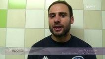 Rugby Pro D2. Vannes - Narbonne : 21-27 : la réaction de Luix Roussarie