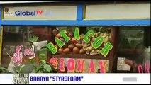 Bahaya Pengunaan Styrofoam pada Makanan dan Minuman