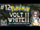 #12: Vô thưởng vô phạt :v (Pokémon Volt White 2 Randomizer Wedlocke II)
