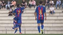 [HIGHLIGHTS] FUTBOL (Juvenil ): FC Barcelona – San Francisco (1-0)