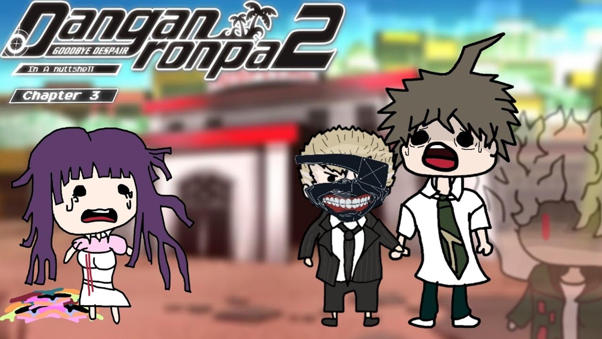 Danganronpa 2: Goodbye Despair In A Nuttshell - Chapter 3