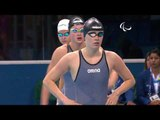 Swimming | Women's 200m IM SM10 final | Rio 2016 Paralympic Games
