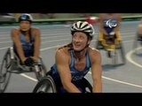 Athletics | Women's 400m - T54 Final | Rio 2016 Paralympic Games