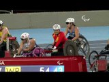 Athletics | Women's 400m - T53 Final | Rio 2016 Paralympic Games
