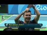 Day 4 morning | Table tennis highlights | Rio 2016 Paralympic Games