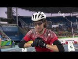 Athletics   Men's 100m - T34  Round 1 Heat 1   Rio 2016 Paralympic Games