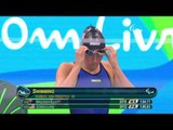 Swimming | Women's 100m Freestyle S8 final | Rio 2016 Paralympic Games