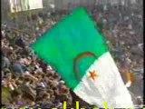 1986 - Algérie - italie, 2MT match de préparation coupe du monde