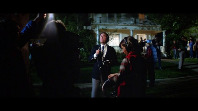 "Dana Carvey steals the scene in ""Halloween II"" (1981)"