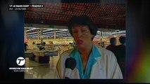 Le Tube : Roselyne Bachelot lors de sa première apparition télé en 1985