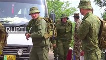 Pakistan: First ever Russian-Pakistani joint military drills kick off in Cherat