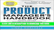[Read PDF] The Product Manager s Handbook 4/E Ebook Online