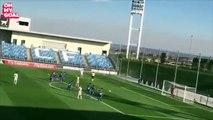 La panenka d'Enzo Zidane (Real Castilla - UD Socuellamos, 15/10/16)