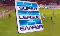 0-1 Alberto Botia Goal HD - Panionios vs Olympiacos Piraeus 15/10/2016 HD