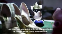 Israeli fashionista's fantasy footwear finds famous fans