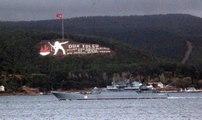 Rus Savaş Gemisi 'Caesar Kunikov' Akdeniz'e İniyor