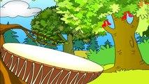 लोमड़ी और ढोल || Kids Short Stories in Hindi || Fox
