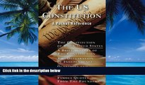Big Deals  The US Constitution: A Pocket Reference w/Constitution, Bill of Rights, Amendments,