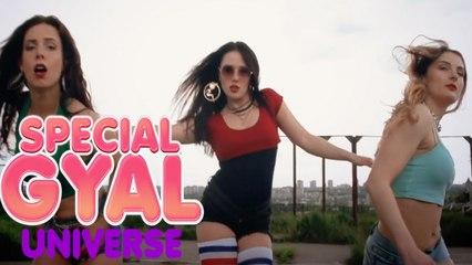 Special Gyal Universe - Dimanche 4 décembre - Paris - 100% Girl