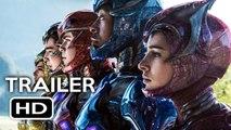 Power Rangers Official Trailer  1 (2017) Bryan Cranston, Elizabeth Banks Action Fantasy Movie
