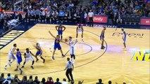 NBA Preseason 2016: Golden State Warriors vs Denver Nuggets - Highlights - (14.10.2016)