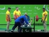 Powerlifting | ACEVEDO Fernando | Men's -72kg | Rio 2016 Paralympic Games