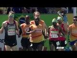 Athletics | Men's 1500m - T11 Round 1 Heat 3 | Rio 2016 Paralympic Games