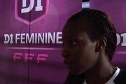 Viviane Asseyi : «Un bon match pour apprendre»