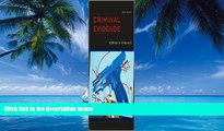 Big Deals  Criminal Evidence 6th (sixth) edition Text Only  Best Seller Books Best Seller